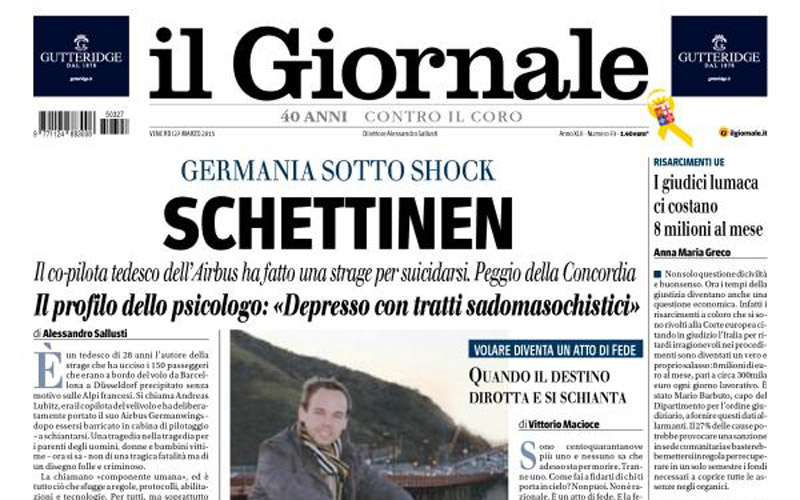 Giornalismo o marketing?